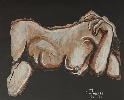 Lonely Night - Nudes Gallery by Carmen Tyrrell