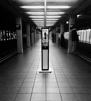 Lonely Phone by Sam Newton