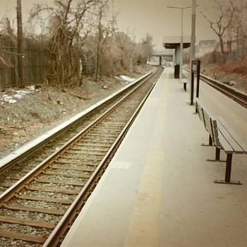 Lonely Platform by Bao Studio