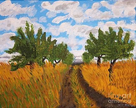 Vicki Maheu - Lonely Road