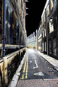 Lonely Street by Oscar Alvarez Jr