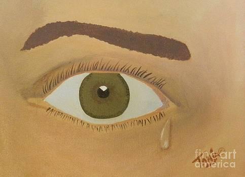 Lonely Teardrop by Tanja Beaver