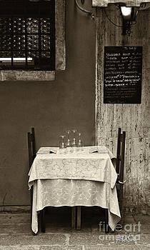 Lonely Venezia by Jonathan McCallum