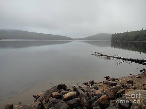 Lonesome Lake by Ara Wilnas