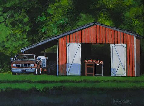Lonesome Road Satsumas by Ben Bensen III