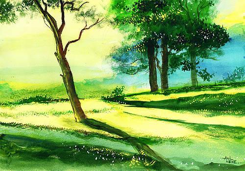 Long Horizon by Anil Nene