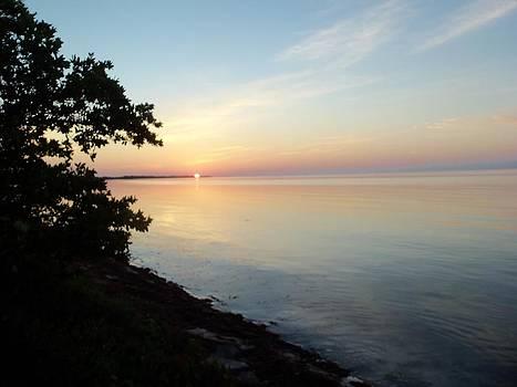 Long Key Sunrise by Susan Sidorski