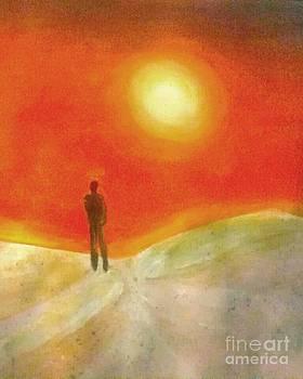 Long Road by Aldonia Bailey