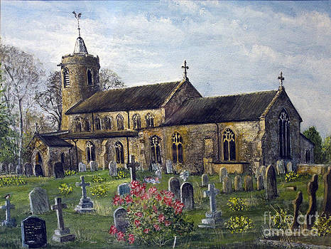 Darren Burroughs - Long Stratton Church