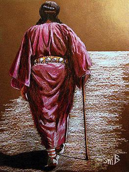 Long Walk Home by Susan Bergstrom