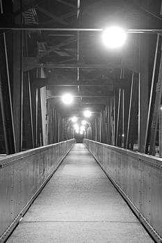 Long Walking Bridge by David Halter
