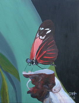 Long Wing Butterfly by Richard Dotson