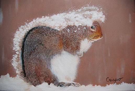 Long winter by Jean Yves Crispo