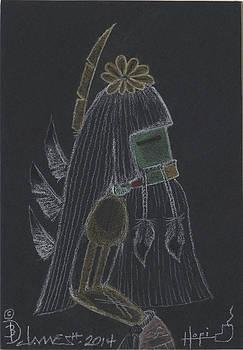 Longhair Kachina by Dalton James