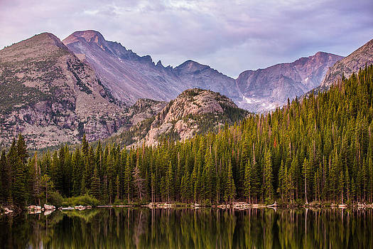 Purple Mountains' Majesty by Adam Pender
