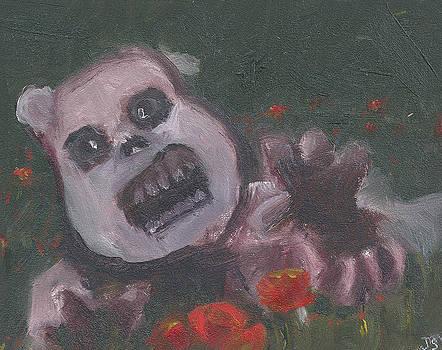Look at the Flowers Poppy by Jessmyne Stephenson