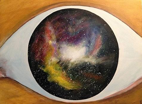 Look into my eye by Onana Malik-Silverio