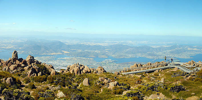 Look Out Hobart by Glen Johnson