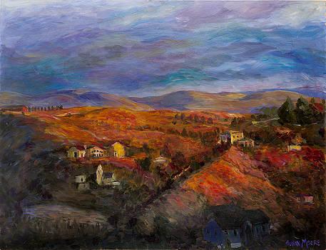 Look West by Susan Moore
