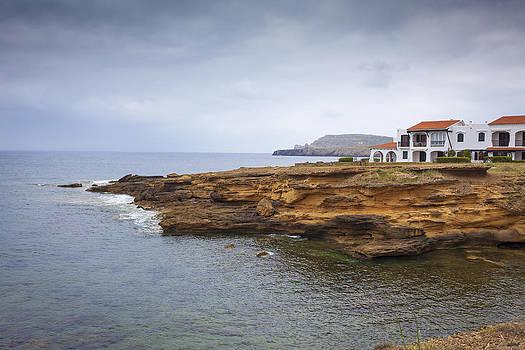 Looking at the sea by Antonio Macias Marin