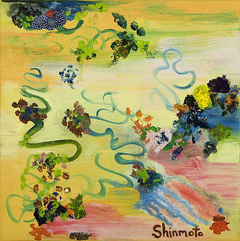 Loops and Boughs 2 by Vanessa Shinmoto