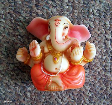 Lord Ganesha by Suhas Tavkar