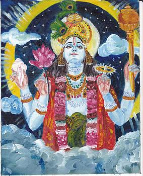 Lord Kesava by Parimala Devi Namasivayam