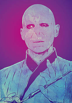 Lord Voldemort by Giuseppe Cristiano