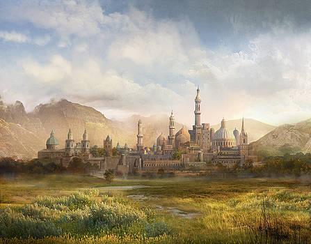 Lordaeron by Philip Straub
