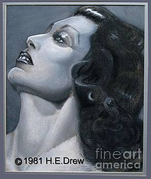 Loretta Young by   Drew