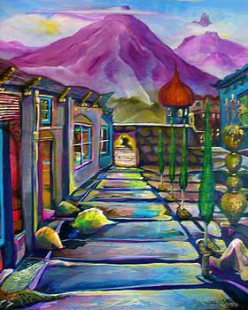 Patricia Lazaro - Los Andes and  Sun Doors