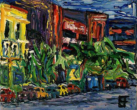 Allen Forrest - Los Angeles Hollwood Side Street 2