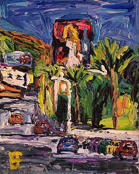 Allen Forrest - Los Angeles Sunset Blvd 2