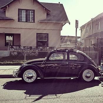Los Feliz, Ca #soloparking #vw by Bx N-fx