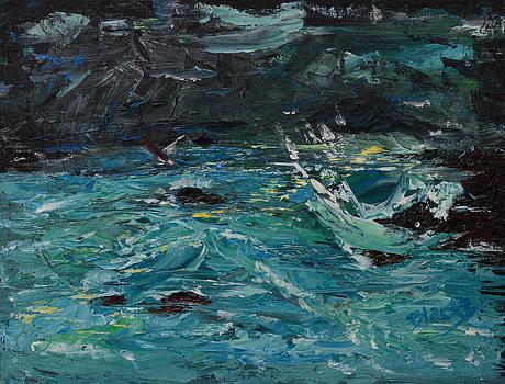 Donna Blackhall - Lost At Sea