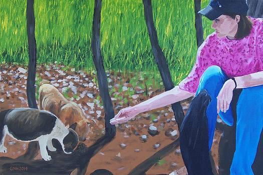 Lost Dog Love by Glenn Harden