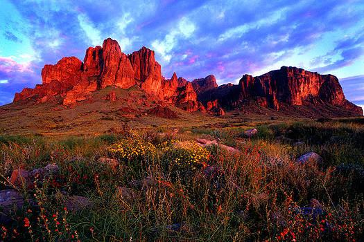 Lost Dutchmans State Park Arizona by Reed Rahn