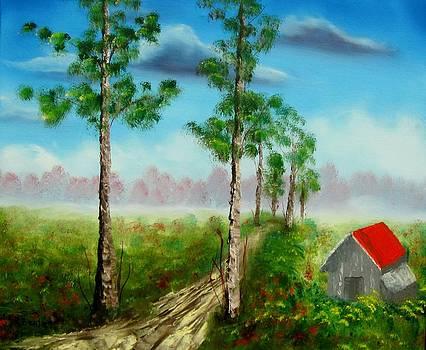 Lost In Georgia by Robert Benton
