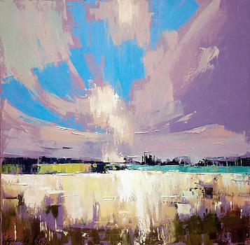 Lost in the daisies by Anastasija Kraineva