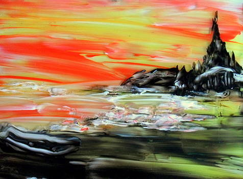Lost Island  by Evaldo Art