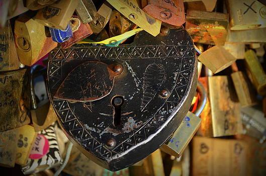 Lost Key by Riad Belhimer