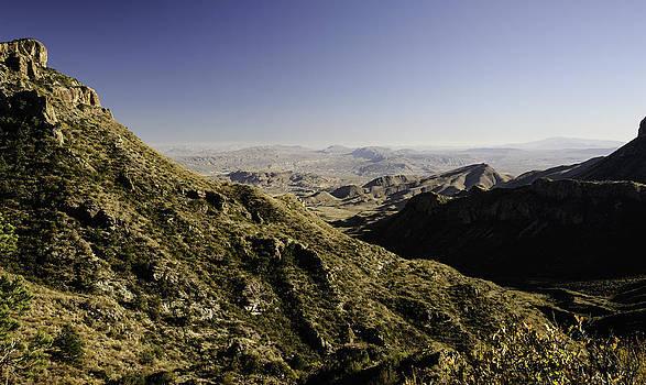 Alan Roberts - Lost Mine Trail View