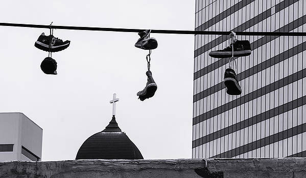Lost Soles - Urban Metaphors by Steven Milner