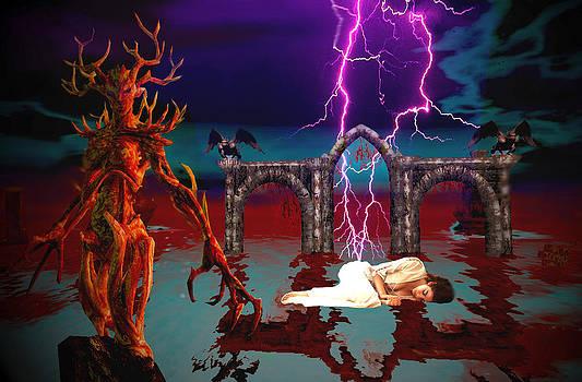 Lost world devil by Lin Custodis