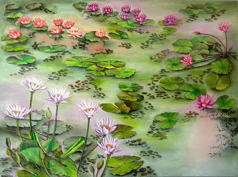 Lotus 2 by Miriam Besa