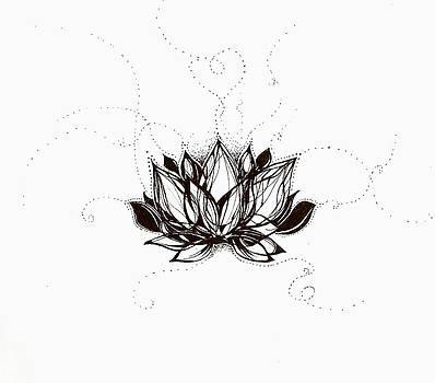Lotus by Andrea Carroll