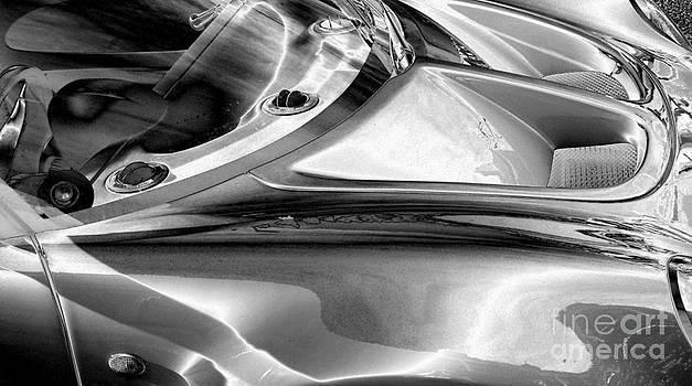 Malcolm Suttle - Lotus Elise III S Metallic