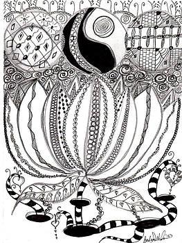 Barbara Giordano - Lotus Flower