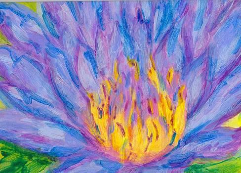 Lotus by Hatin Josee