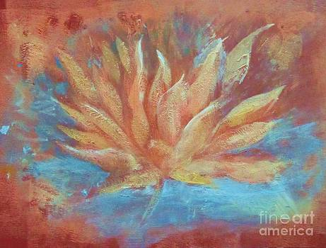 Lotus Vitality by Beth Fischer